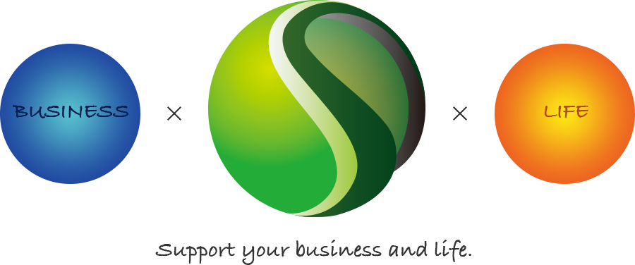 support your business and life.
